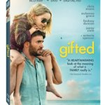 Gifted Starring Chris Evans on Blu-ray/DVD #Ad #Review #GiftedMath