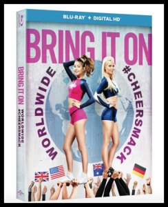 Bring It On: Worldwide on Blu-ray and DVD #CheerSmack #ad