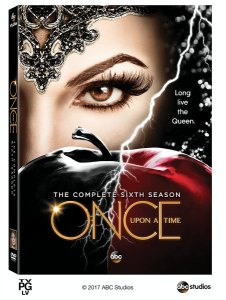 Once Upon a Time Season 6 on Blu-ray and DVD #AD #ABCTv