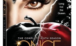 Once Upon a Time Season 6 on Blu-ray and DVD #AD #ABCTv