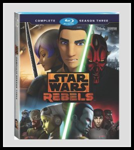 Star Wars Rebels: Complete Season Three #Ad #StarWarsRebels