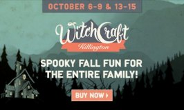 Witchcraft Killington this October in Vermont @usfg #Ad