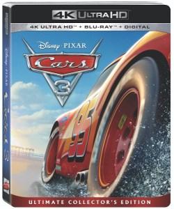 Disney Pixar's Cars 3 Cruises into Homes #PixarCars #Review