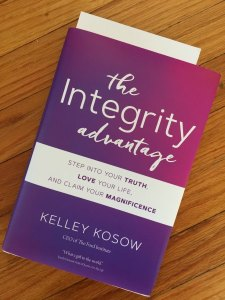 Kelley Kosow's The Integrity Advantage #BookReview