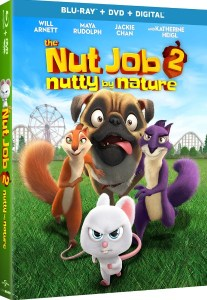 The Nut Job 2: Nutty By Nature #NutJob2 #Review #AD