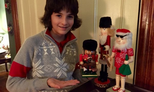Nutcrackers from Clever Creations #CleverCreations #Tryazon #Review