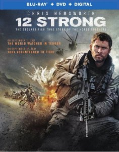 12 Strong Starring Chris Hemsworth #AD #12StrongMovie