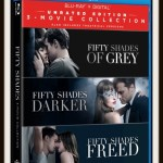 Fifty Shades Freed & Fifty Shades 3 Movie Edition #FiftyShadesFreed #Ad