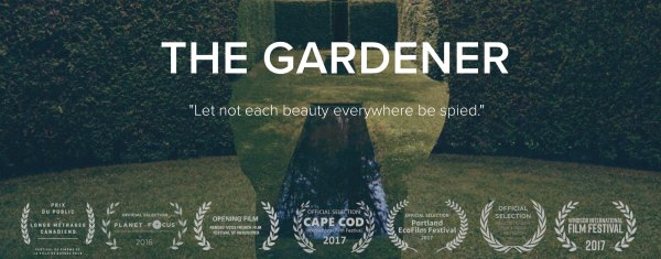 The Gardener: a Documentary Film #Review #TheGardener