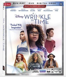 Disney A Wrinkle in Time Available to Own #Ad #WrinkleInTime