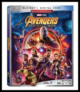 Avengers Infinity War Coming to Blu-ray August 14 #InfinityWar #Ad