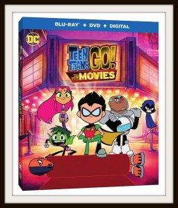 Teen Titans Go! To the Movies #TeenTitansGoMovie