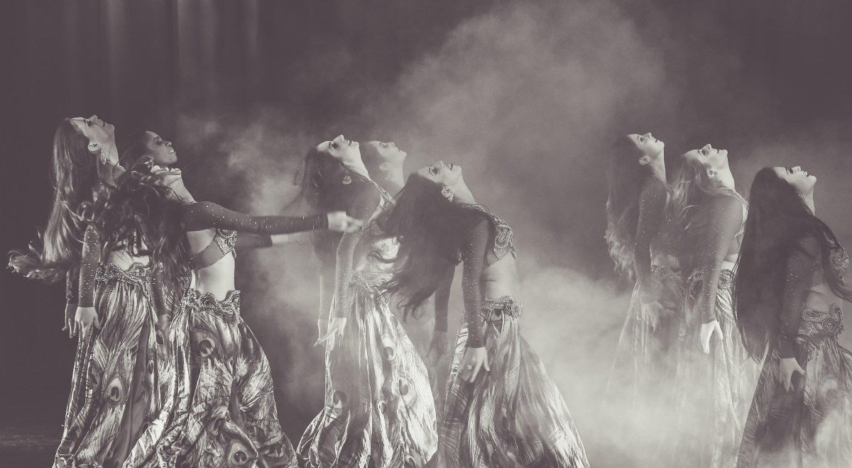 KATIE HOLLAND X AWAKENED BELLYDANCE: 9 Month Online Course 'Birthing You'