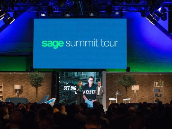 Sage Summit 2018 X Hamburg