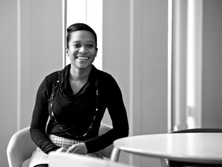 PROJECT #BEYOUROWN BOSS:KERRINE BRYAN