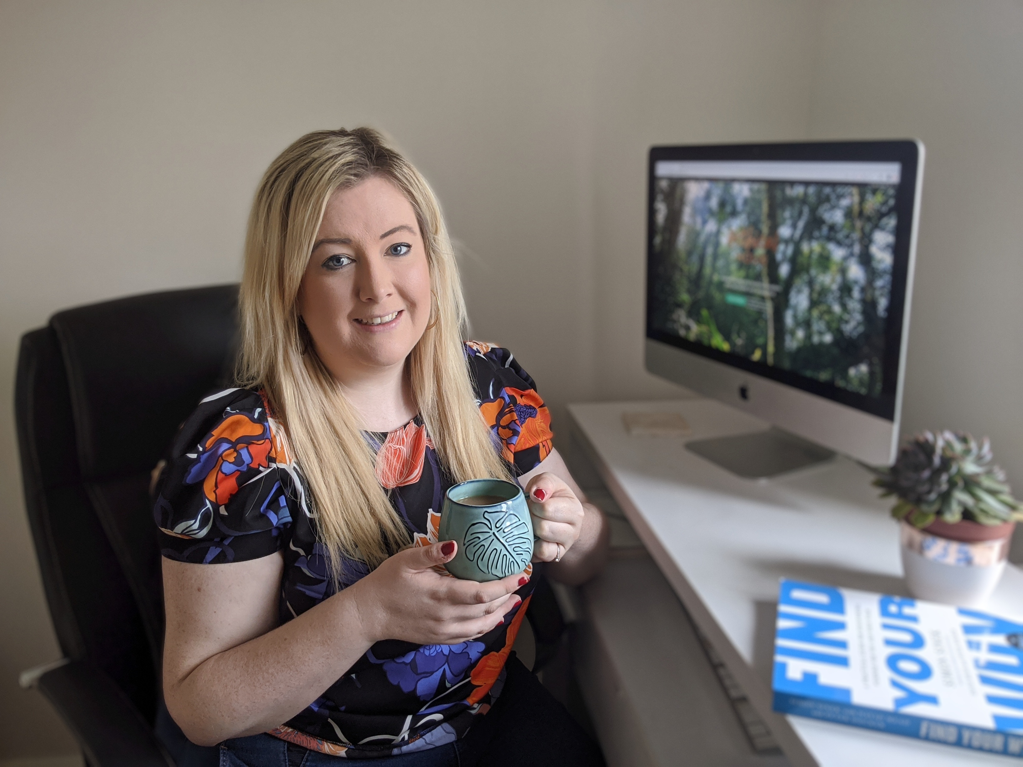 Sian Conway Ethical Hour founder. Credit EthicalHour