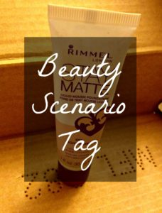 Beauty Scenario Tag
