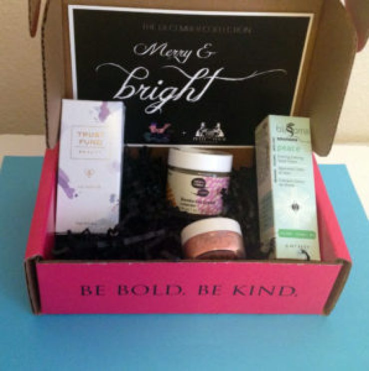 Petit Vour December Box - Beyoutiful Beauty