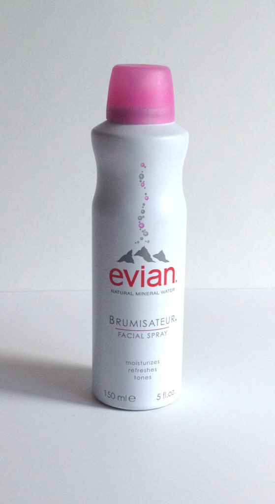 Evian Facial Spray Review - Beyoutiful Beauty