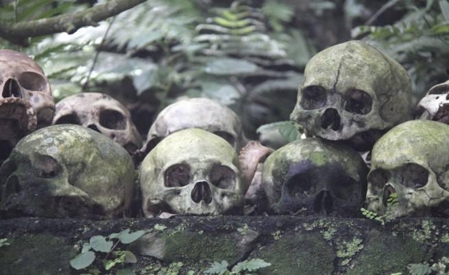 Намериха масов гроб на българи в Македония, убити жестоко от сърби (ВИДЕО)