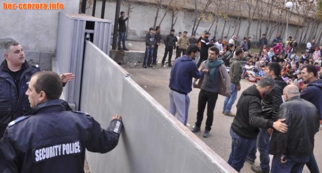 Ново меле в Харманли! Бежанец е наръган с нож в гърба