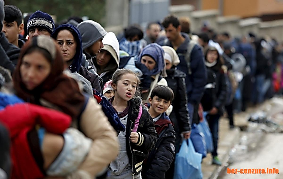 До есента България трябва да приеме 1352 бежанци