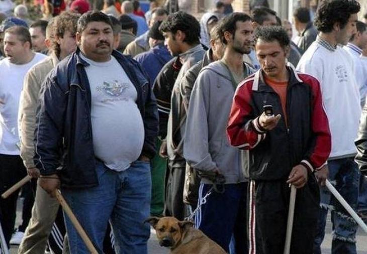 """Ромските безчинства нямат край - кошмарният случай """"Алекс от Бяла"""" се повтори снощи в Нова Загора"""