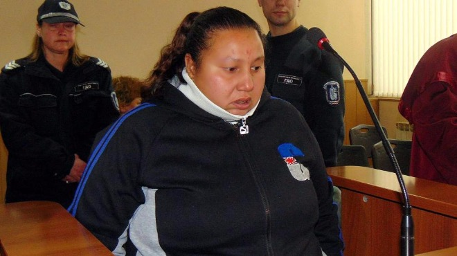 Вижте циганката убийца на баба Иванка Кукова
