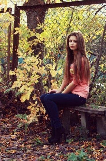 Това е Валерия. 16-годишното момиче, което се хвърли срещу украински танк и загина