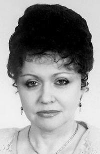 Валентина Петренко в молодости, фото