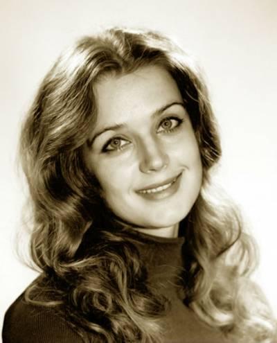 Ирина Алферова в молодости, фото!