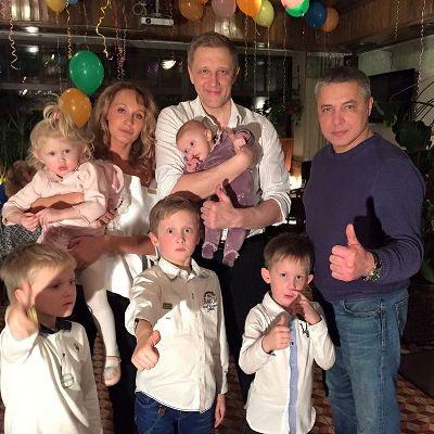 Дочь Александра Невзорова