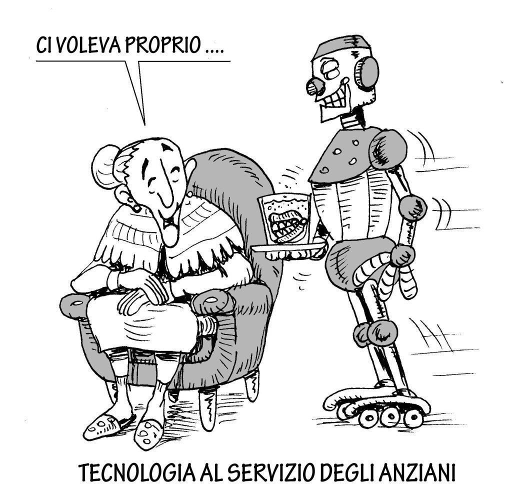 Tecnologia per anziani