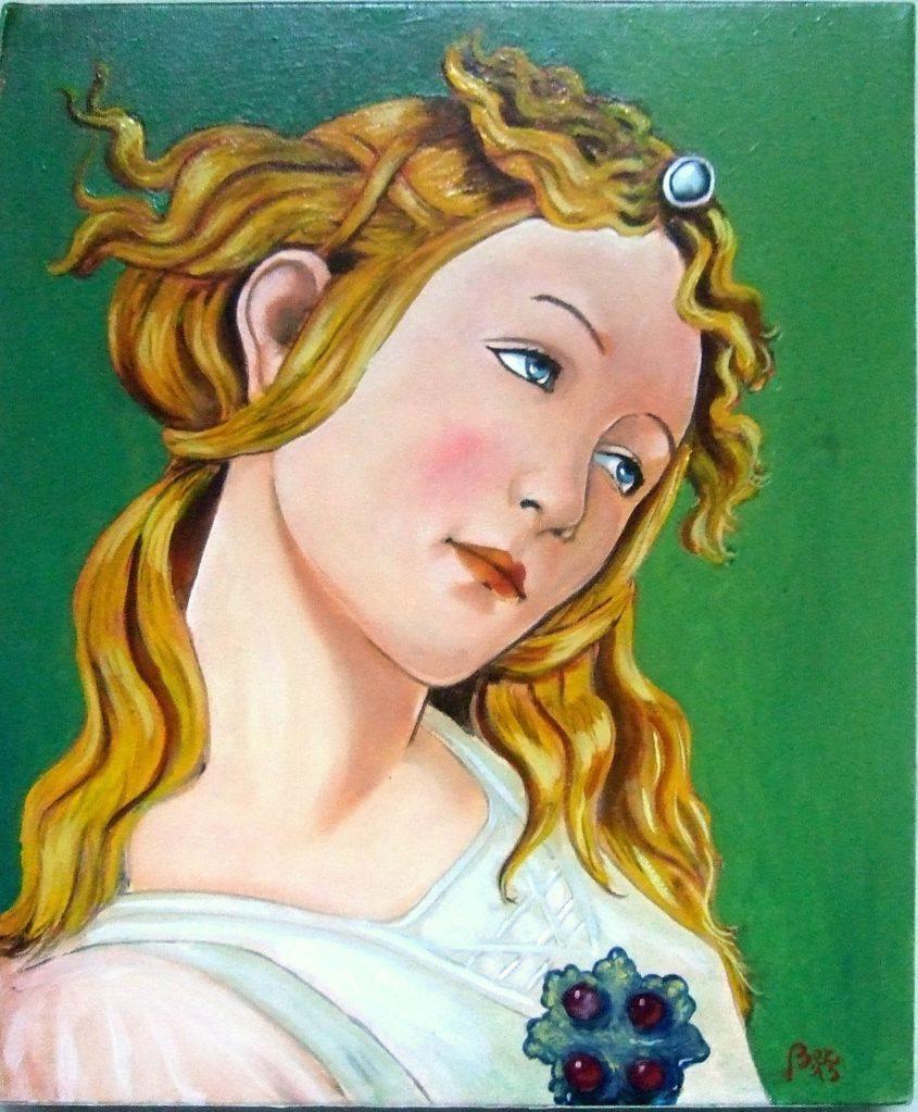 Particolare Botticelli