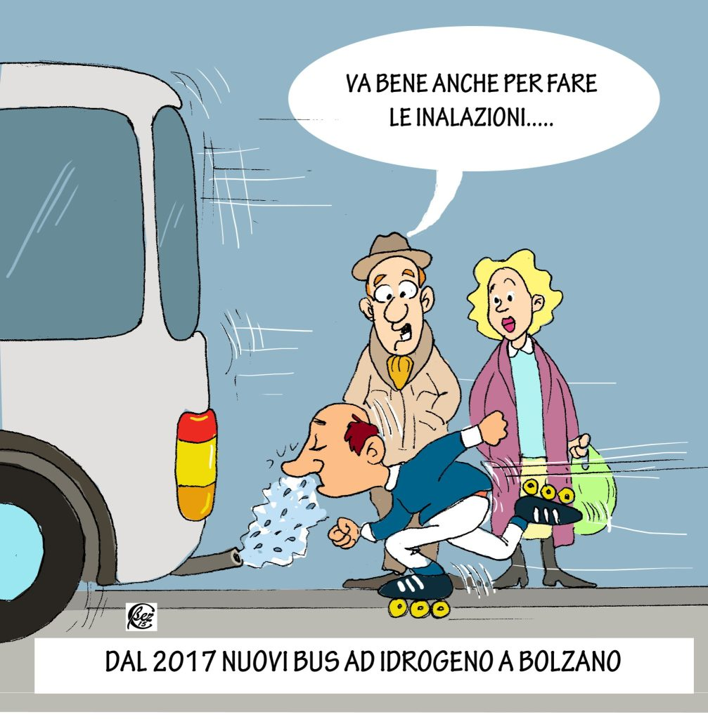 Bus ad idrogeno