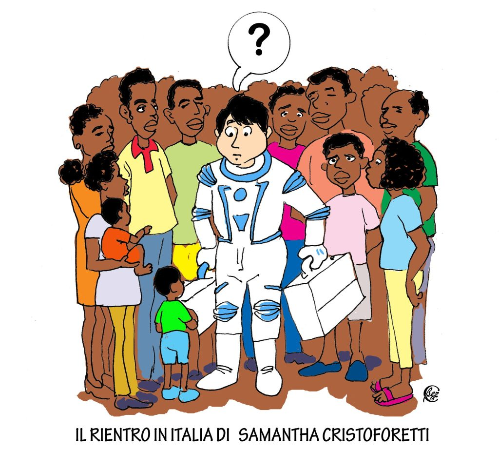 21.Samantha cristoforetti 13.6