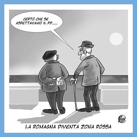 ROMAGNA ZONA ROSSA