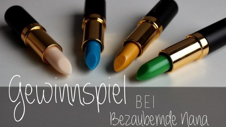 GEWINNSPIEL: Der denkende Lippenstift – Original Excellent Lipstick