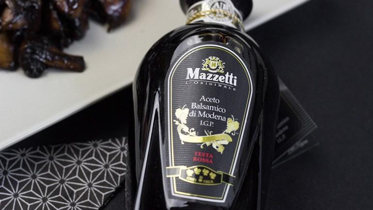 [Anzeige] Rezepte für Weihnachten mit Mazzetti L'originale Aceto Balsamico