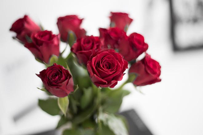 Valentinstag Deko, romantische Deko Ideen für Valentinstag, Einrichtung, bezauberndenana.de