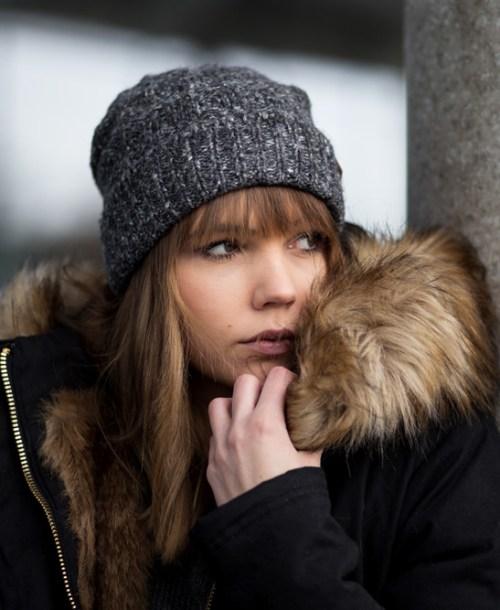 Kuschelig durch den Winter –  Outfit mit Parka