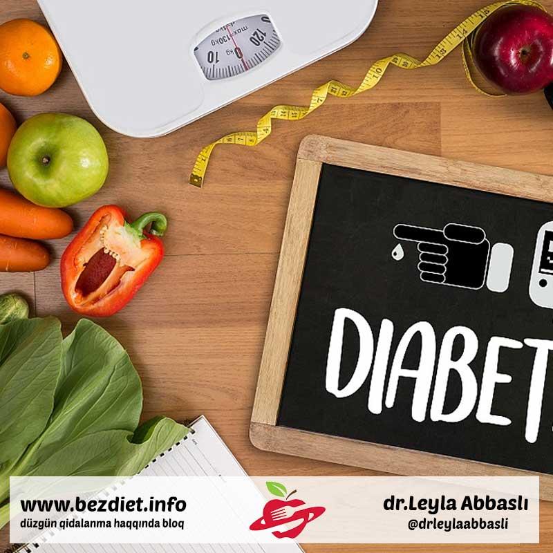 Сахарный диабет / Şəkərli diabet