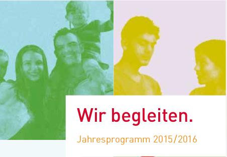 Neues Jahresprogramm 2015/16 Der Ehe- Und Familienseelsorge