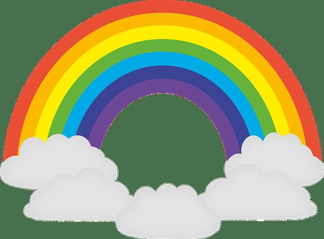 Für Kinder: Das Zeichen Des Regenbogens