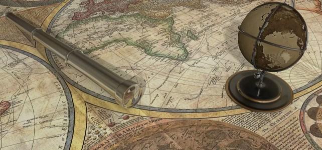 Blogparade: In was für einer Welt werde ich 2036 leben?