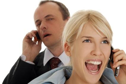 Nicht zuhören im Alltag - Smartphones als Freund und Helfer