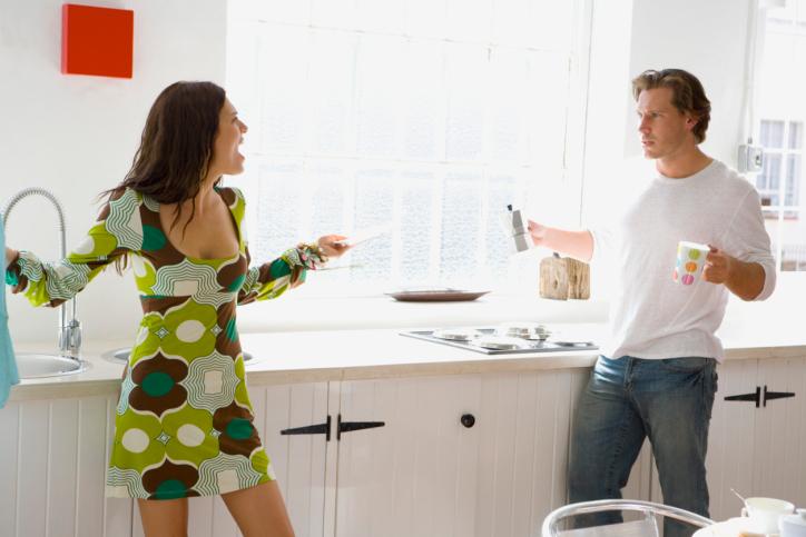 Scheidung und Trennung