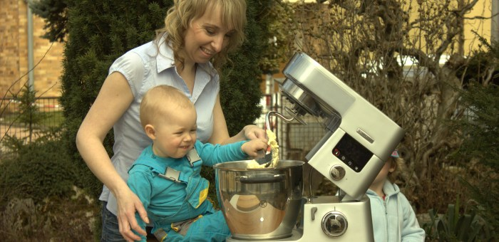Vařicí kuchyňský robot Kenwood cooking chef