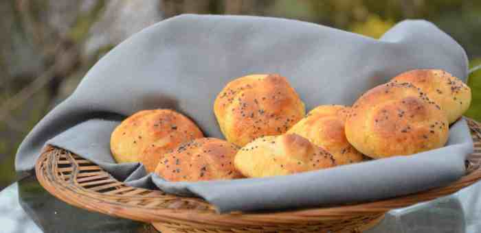 1. Online video kurz sladké kynuté pečení (cinnamon rolls, plněné makovky, sladké briošky a pletýnky)
