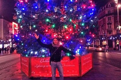 Dublin Christmas tree